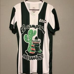 El Campesino Soccer Jersey